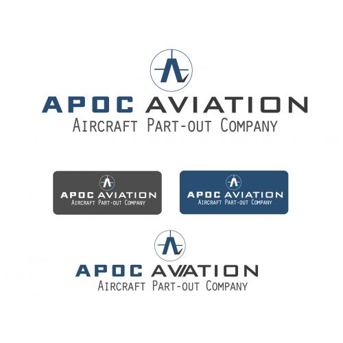 Aviation Company Logo