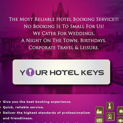Poster Design Hotel