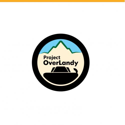 Project OverLandy Logo Design
