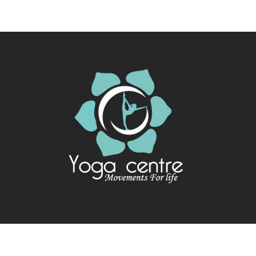 Yoga centre logo