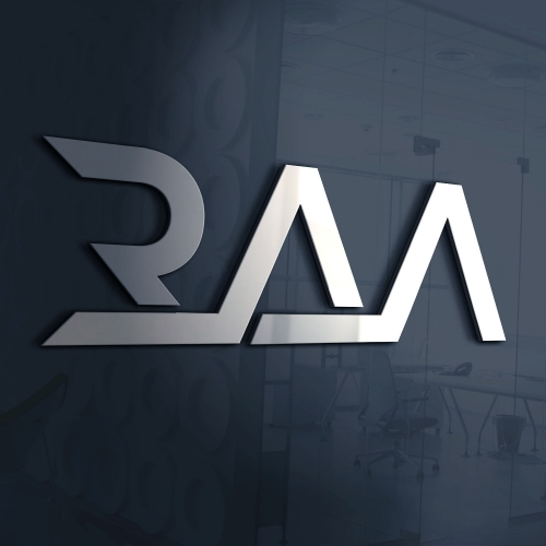minimalis and clean logo