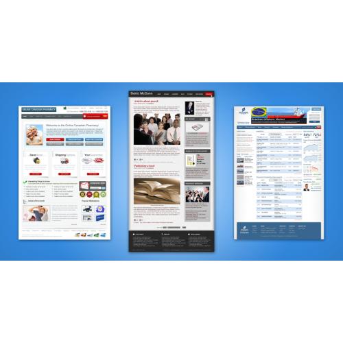 web site designs