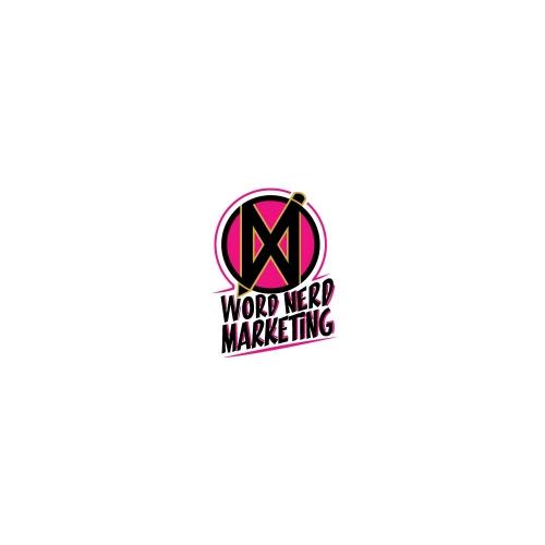 Word Nerd Marketing Logo