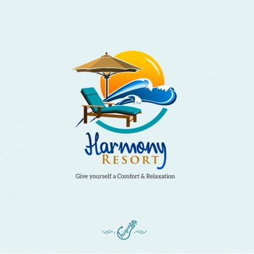 Harmony Resort Logo