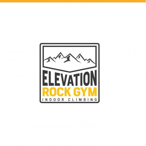 Elevation Gym  Logo Design