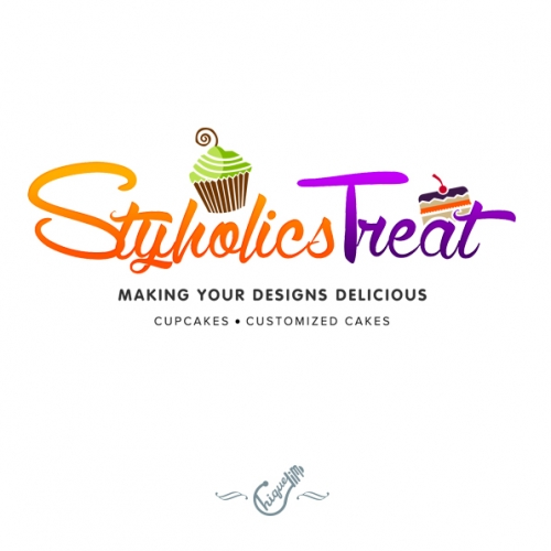 Logo Styleholic Treats