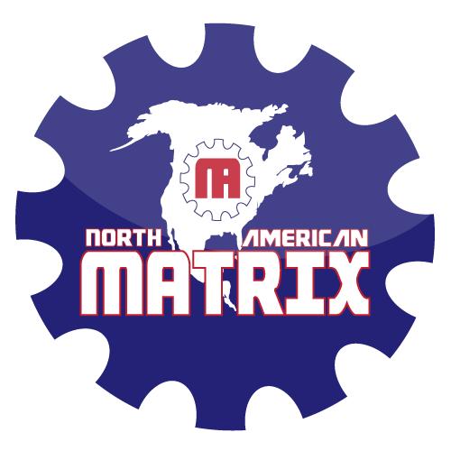 Logo for North American Matrix