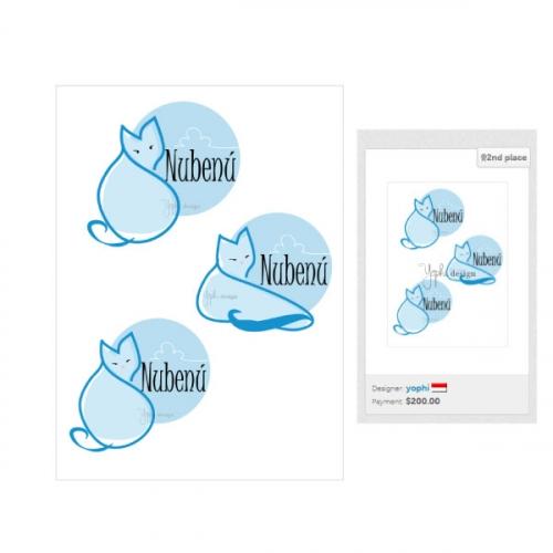Logo Nubenu skincare
