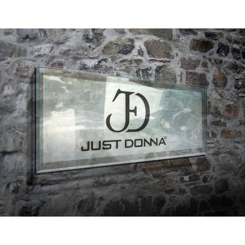 Just Donna Fashion Logo Design