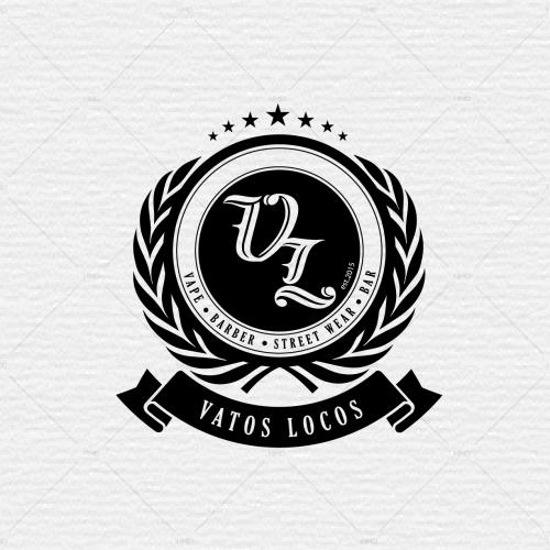 Vatos Locos Logo Design
