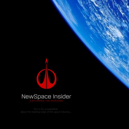 Logo for NewSpace Insider - Exploring the horizon